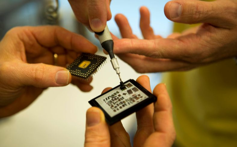Michigan Chips Will Be First To Test Next Generation Hardware Design Tools