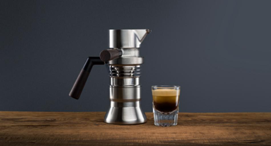 jet-engineered stovetop espresso machine